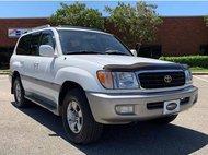 2001 Toyota Land Cruiser Base
