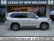 2016 Lexus LX 570 Base