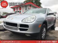 2004 Porsche Cayenne Tiptronic