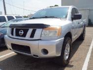 2008 Nissan Titan 2WD King Cab SWB LE
