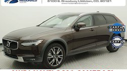 2018 Volvo V90 Cross Country T6