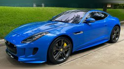 2017 Jaguar F-TYPE S British Design Edition