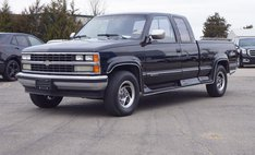 1989 Chevrolet C/K 1500 K1500 Silverado