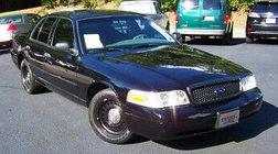 2002 Ford Crown Victoria Police Interceptor