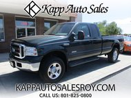 2005 Ford F-350 Lariat SuperCab Long Bed 4WD
