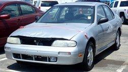 1996 Nissan Altima SE