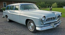 1955 Chrysler Town and Country Wagon