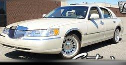 1999 Lincoln Town Car Cartier