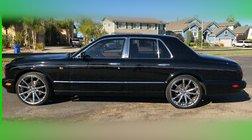 1999 Bentley Arnage Green Version Sedan