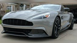 2015 Aston Martin Vanquish Base