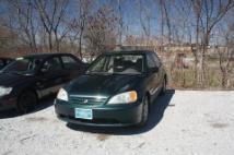 2001 Honda Civic LX