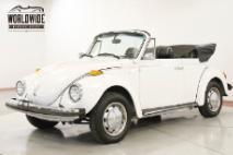 1978 Volkswagen Beetle RESTORED CONVERTIBLE 10K MI RARE LATE PROD