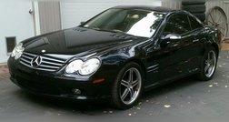 2005 Mercedes-Benz SL-Class SL 500