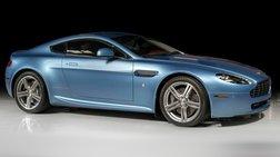 2011 Aston Martin V8 Vantage Base