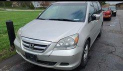 2005 Honda Odyssey EX-L Minivan 4D