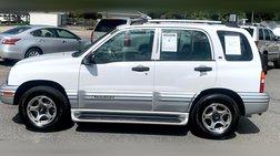 2001 Chevrolet Tracker LT