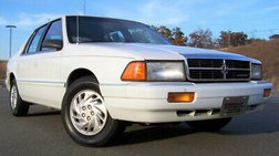 1992 Dodge Spirit Base