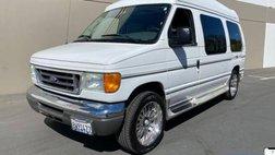 2007 Ford Econoline Cargo Van E-150
