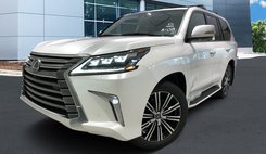 2021 Lexus LX 570 Three-Row