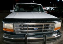 1995 Ford F-250 lxt long bed