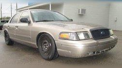 2003 Ford Crown Victoria Police Interceptor