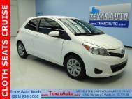 2012 Toyota Yaris L