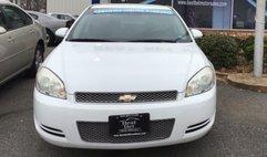 2013 Chevrolet Impala Unknown