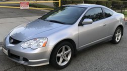 2002 Acura RSX Sport Coupe 2D