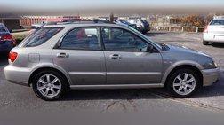 2005 Subaru Impreza Outback Sport Special Edition