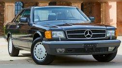 1991 Mercedes-Benz 560-Class 560 SEC