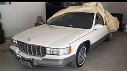 1996 Cadillac Fleetwood Base