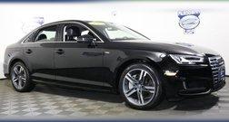 2018 Audi A4 2.0T quattro Prestige
