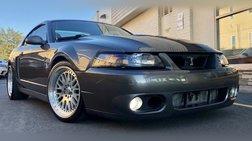 2003 Ford Mustang SVT Cobra SVT Cobra