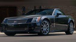 2009 Cadillac XLR-V Base
