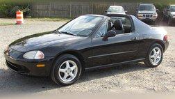 1997 Honda Civic del Sol S