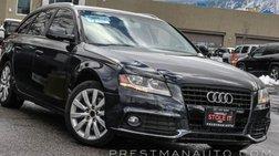 2012 Audi A4 2.0T quattro Avant Premium