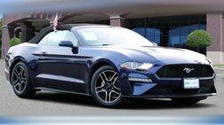 2019 Ford Mustang ECO/CNV/BC