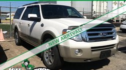 2010 Ford Expedition EL King Ranch