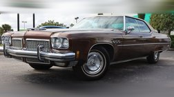 1973 Oldsmobile Ninety-Eight