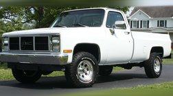 1987 GMC Sierra Classic
