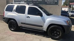 2011 Nissan Xterra X