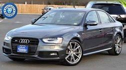 2016 Audi S4 3.0T quattro Premium Plus