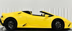 2021 Lamborghini Huracan LP 610-4 EVO Spyder