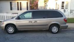 2002 Dodge Grand Caravan eL