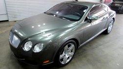 2005 Bentley Continental GT Turbo