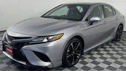 2019 Toyota Camry XSE