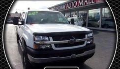 2004 Chevrolet Silverado 2500HD LT Crew Cab Long Bed 4WD