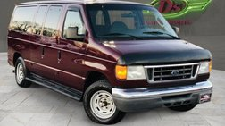 2006 Ford E-Series Wagon E-150 XL
