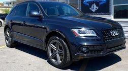 2014 Audi Q5 3.0 quattro TDI Prestige