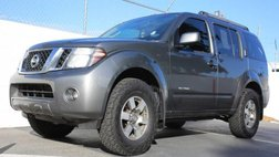 2008 Nissan Pathfinder SE 4WD V6